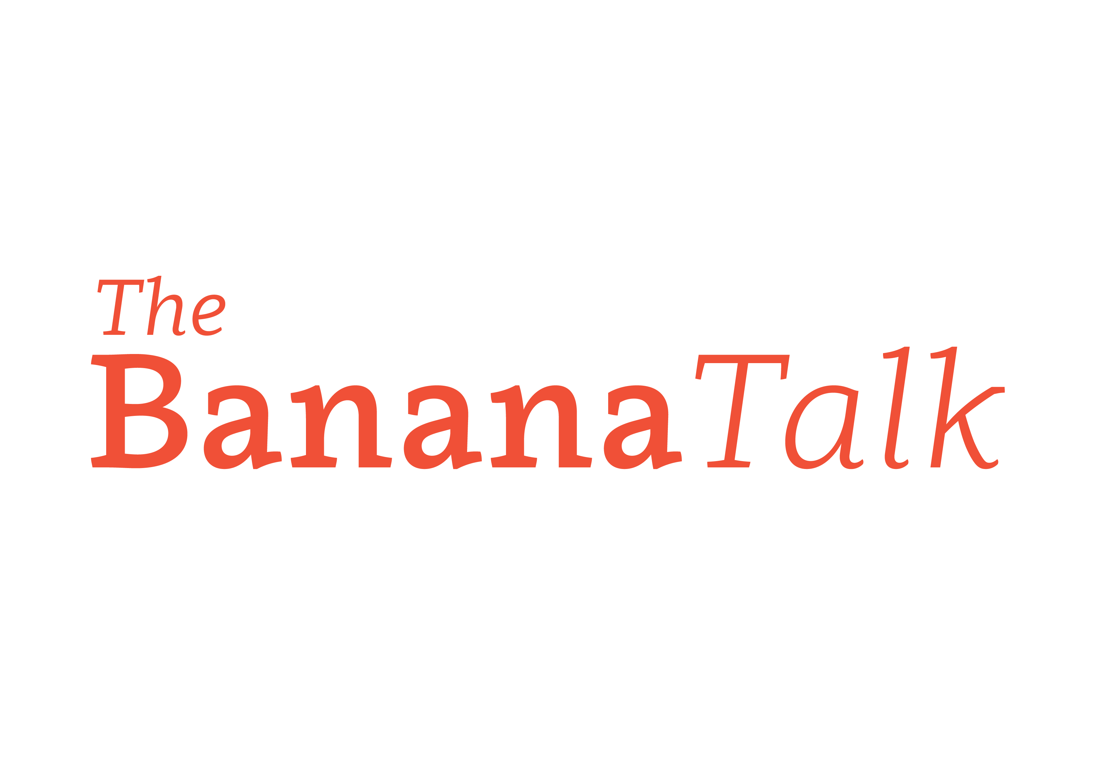 The Banana Talk MASTER LOGOS-01